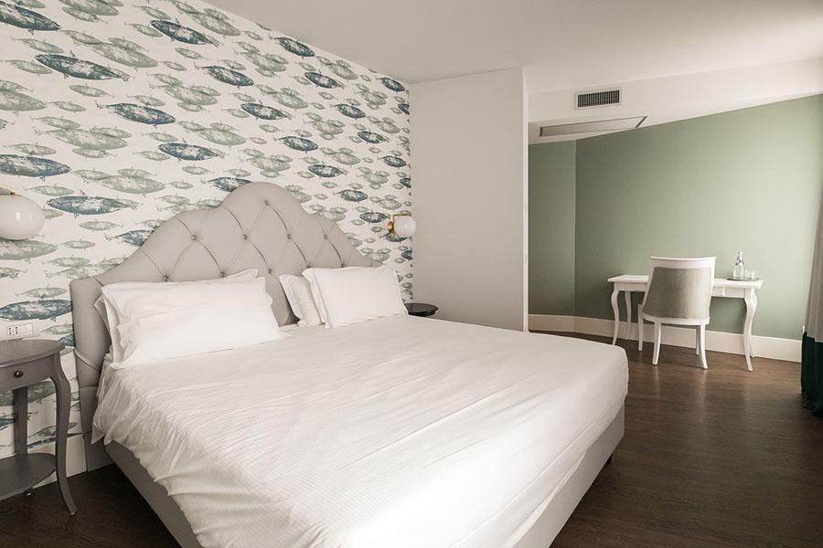 Camere deluxe - Hotel Isola del Pescatori, Lago Maggiore