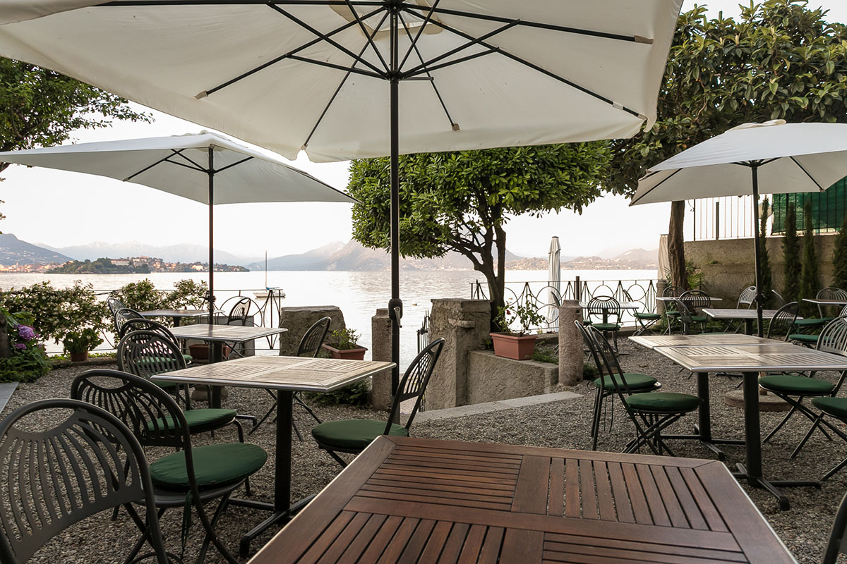 Ristorante Lago Maggiore Isole Borromee - Belvedere, Isola Pescatori